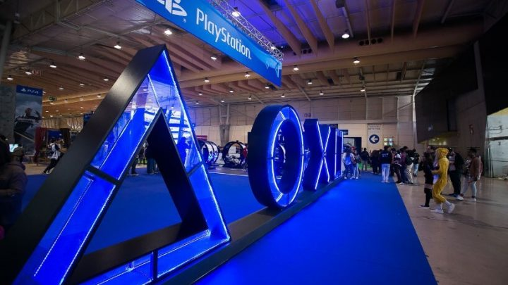 Playstation Lisboa Games Week