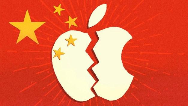 China vingança