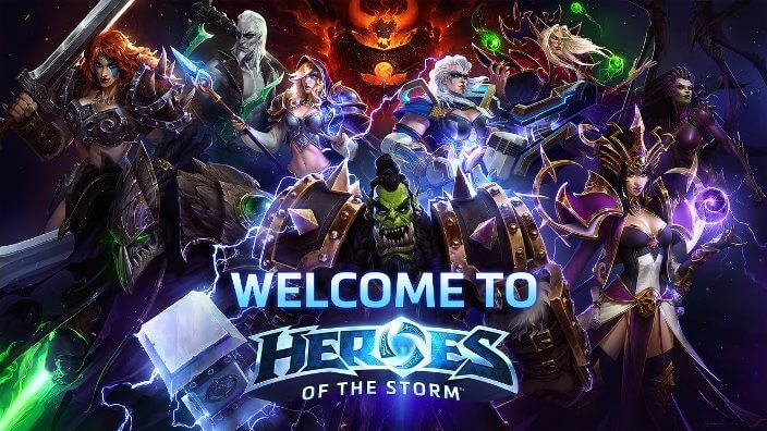 Heroes of the Storm - Heroes of the Storm: O inicio do fim...