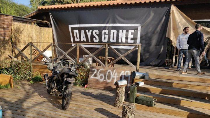 Days Gone 720x405 - Days Gone oficialmente apresentado em Lisboa