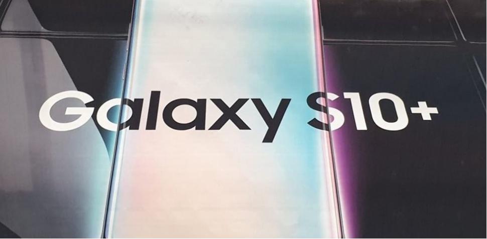 Galaxy S10 abril