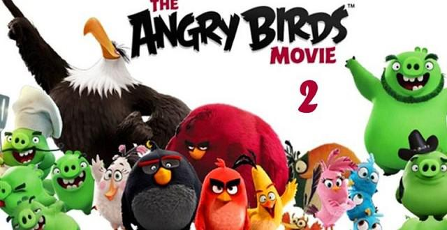 The Angry Birds Movie 2 Angry Birds 2 - Sony Pictures lança o primeiro vídeo de Angry Birds 2