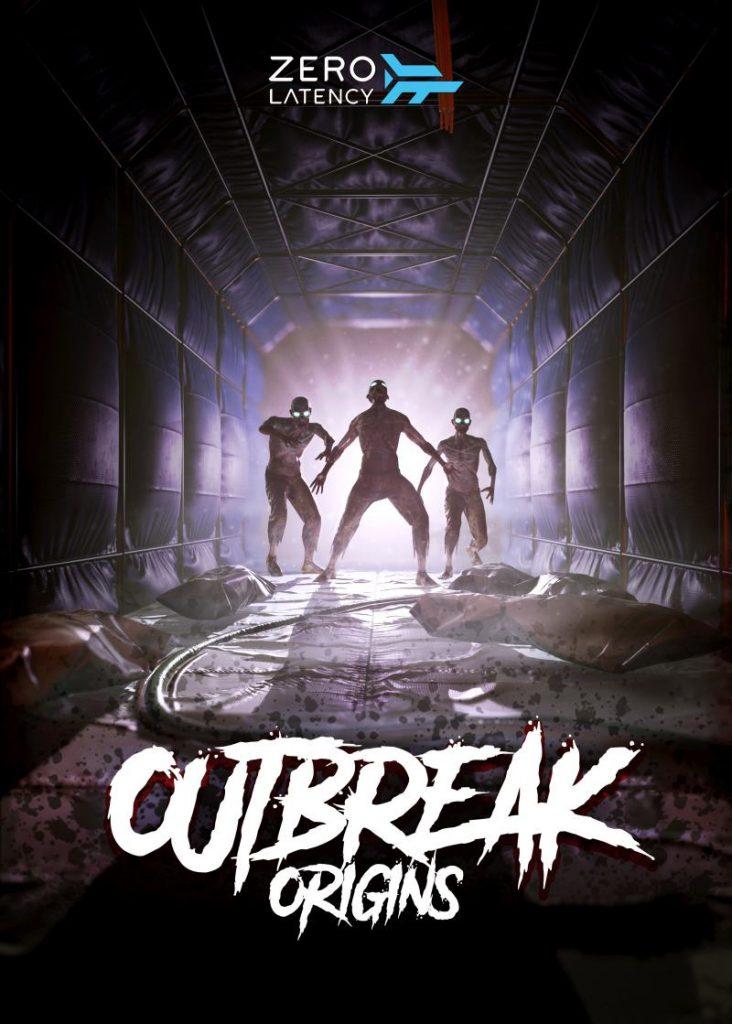 Outbreak Origins Quarantine - Outbreak Origins chega ao Zero Latency Lisboa