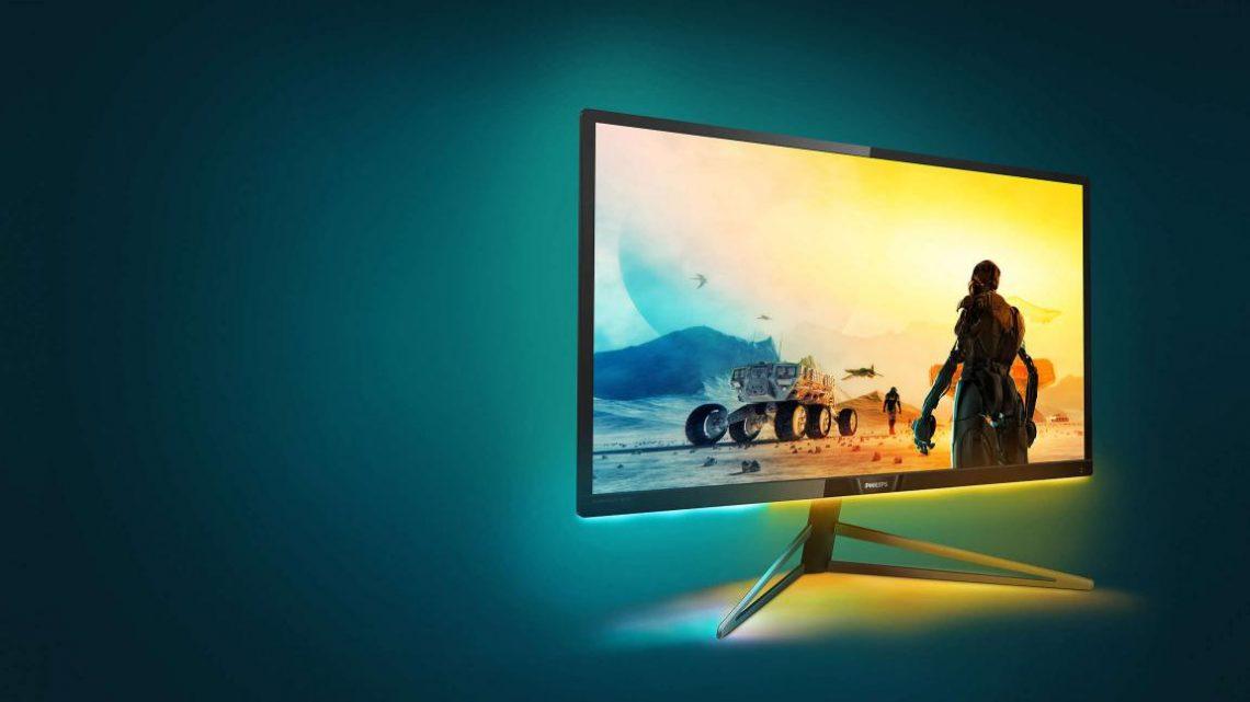326M6VJRMB 01 MI1 global 001 1140x641 - MMD lança novo monitor para jogos Philips Momentum de 32 polegadas