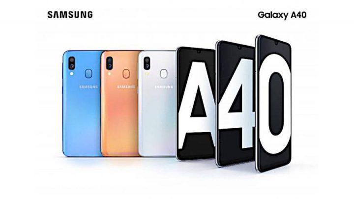 Galaxy A40 720x405 - Samsung lança o novo Galaxy A40