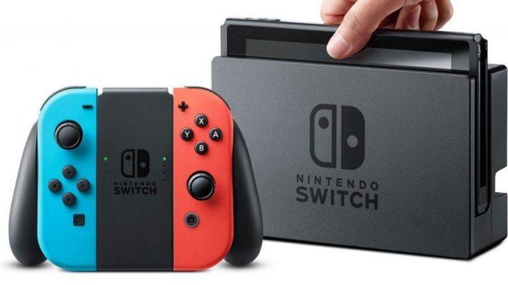 Nintendo Switch 1 720x405 - Nintendo prepara-se para tirar a produção da Switch da China