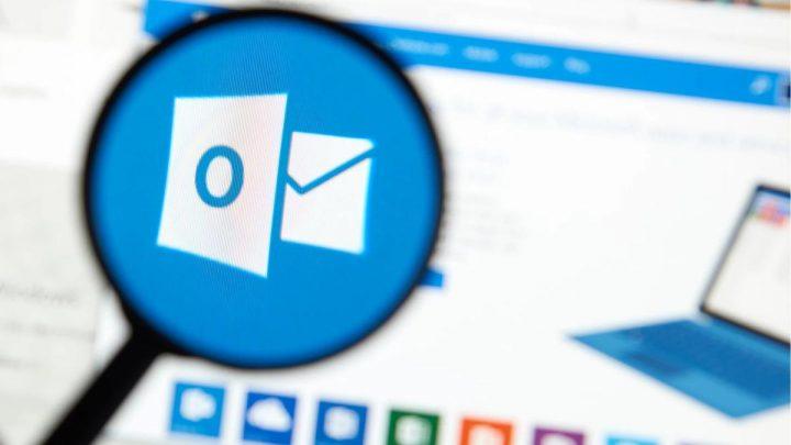 Outlook 720x405 - Microsoft está a trabalhar num modo escuro do Outlook para Android e iOS