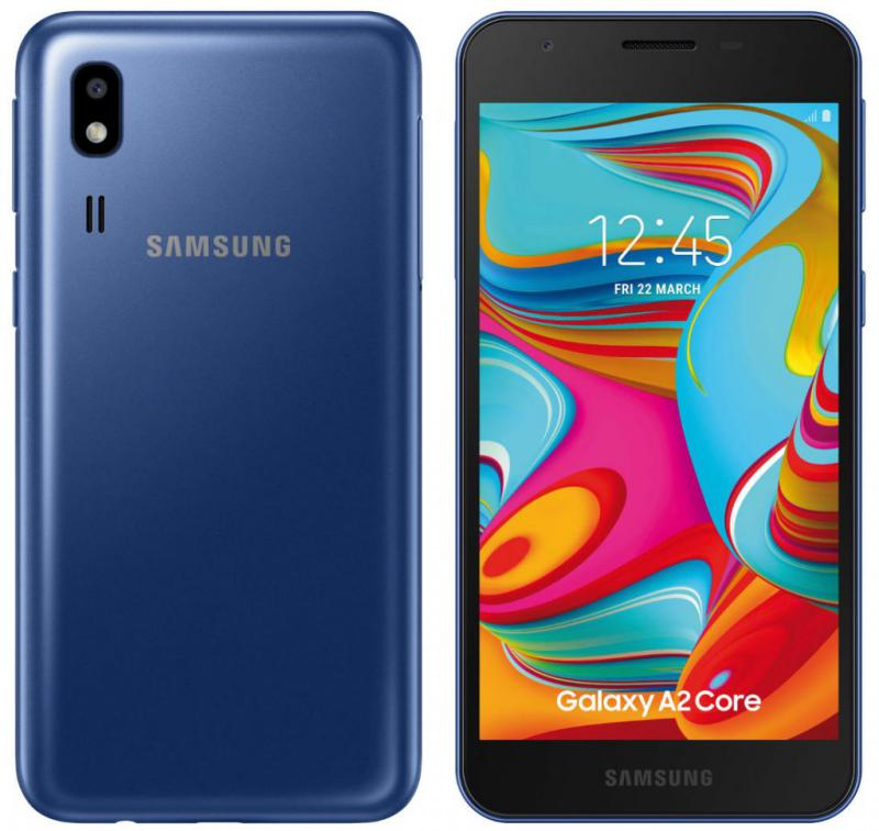 Samsung Galaxy A2 Core - Samsung lança o Galaxy A2 Core: o seu novo smartphone Android Go