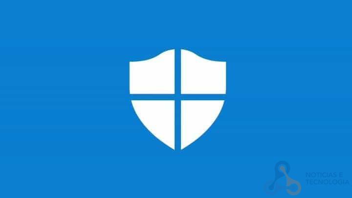 Microsoft Defender Antivírus Windows 10