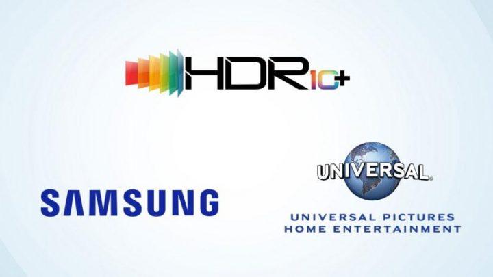 HDR10 +