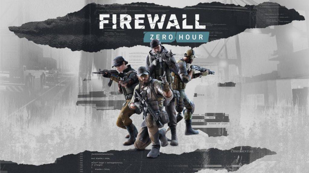 Firewall Zero Hour - Firewall Zero Hour vai contar com Battle Pass e temporadas trimestrais