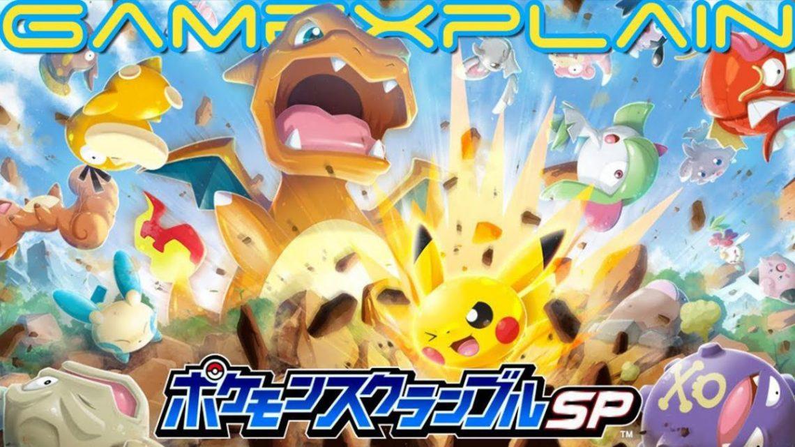 Pokémon Rumble Rush 1140x641 - Pokémon Rumble Rush anunciado para Android e iOS