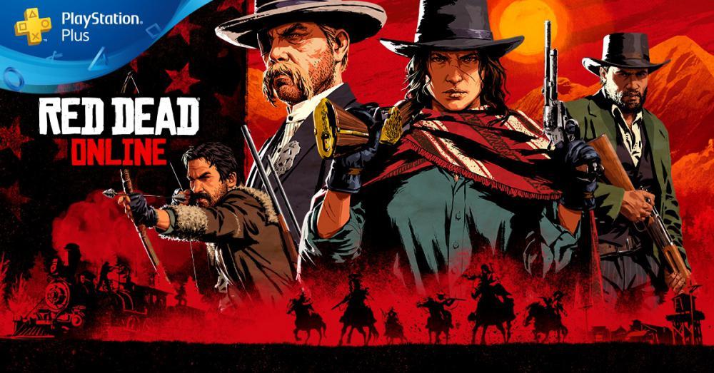 Red Dead Online Playstation