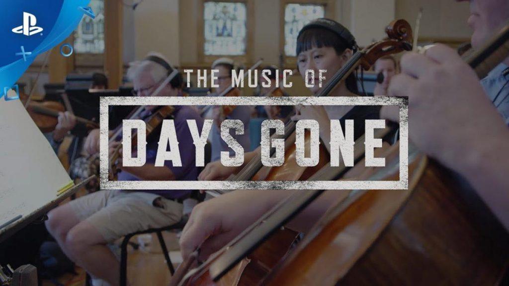 banda sonora Days Gone - Days Gone: novo vídeo sobre a banda sonora do compositor Nathan Whitehead