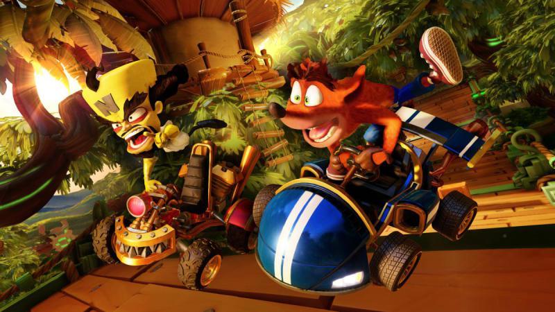 Crash Team Racing Nitro Fueled 2 - Crash Team Racing Nitro-Fueled, Judgment entre as novidades da PlayStation Store desta semana