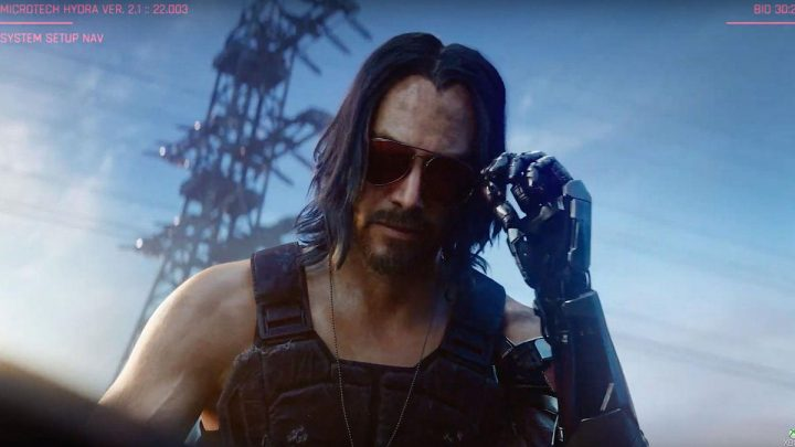 Cyberpunk 2077 Stadia