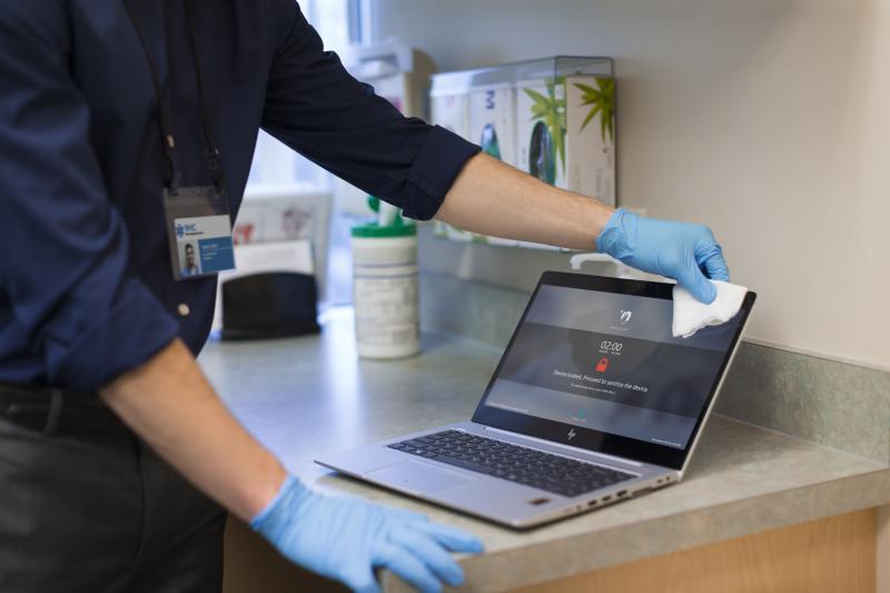 HP EliteBook 840 G6 Healthcare Edition 1 - HP anuncia o seu novo portfólio de equipamentos para a área da Saúde