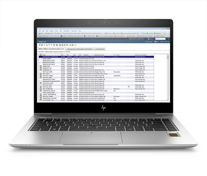 HP EliteBook 840 G6 Healthcare Edition 2 - HP anuncia o seu novo portfólio de equipamentos para a área da Saúde