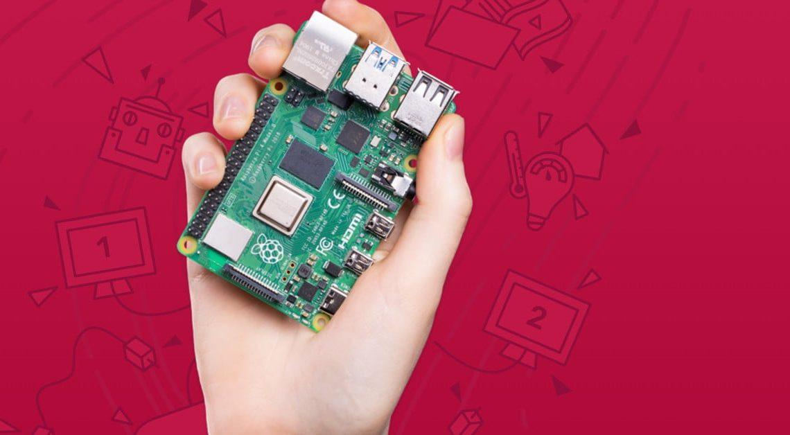 raspberry pi 4 1140x628 - Raspberry Pi 4 não suporta todos os cabos USB do Tipo C