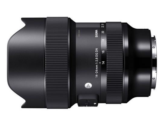 14 24mm L mount - SIGMA anuncia três novas objetivas para câmaras mirrorless full-frame