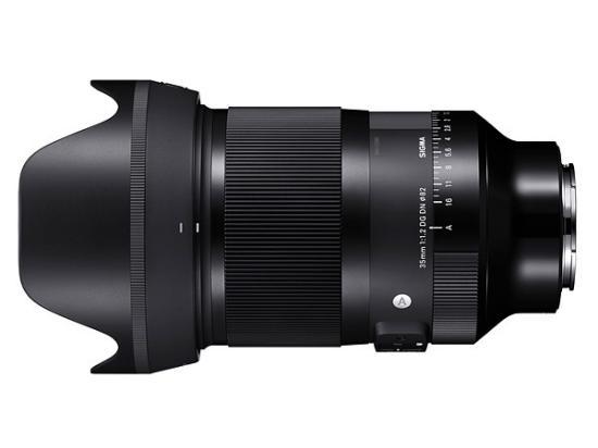 35mm E mount - SIGMA anuncia três novas objetivas para câmaras mirrorless full-frame