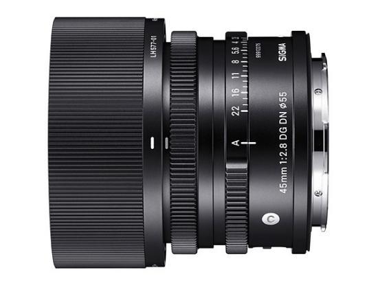 45mm L mount - SIGMA anuncia três novas objetivas para câmaras mirrorless full-frame