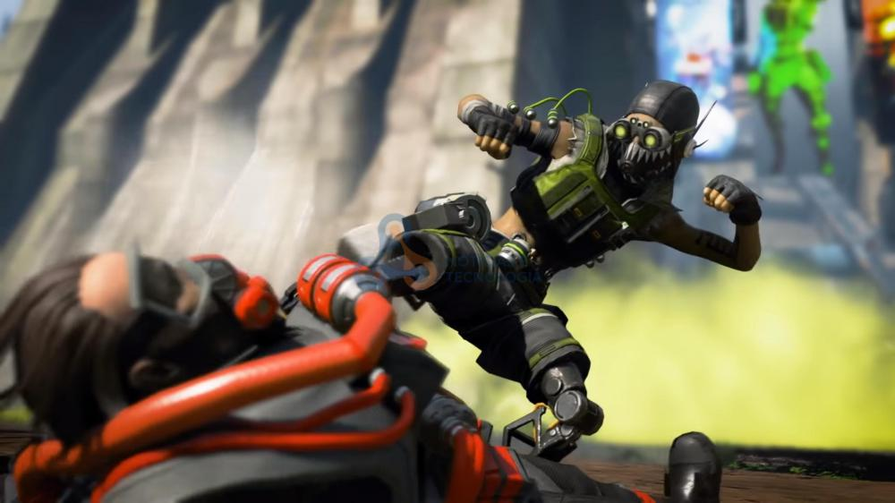 Versão física Apex Legends cheaters