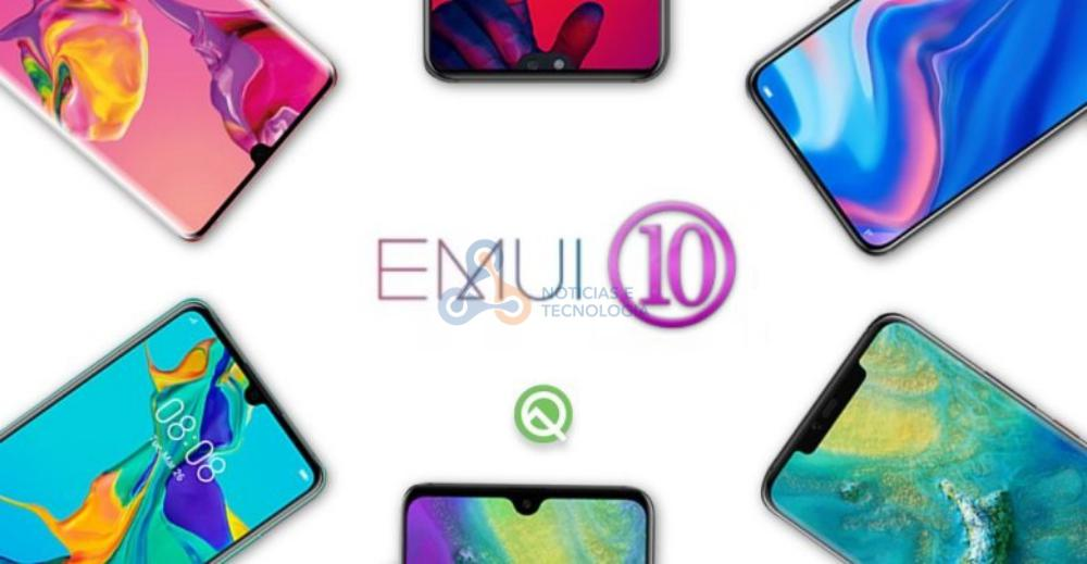 EMUI 10 - Huawei deverá anunciar a EMUI 10 em Agosto