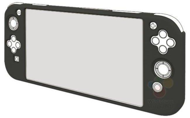 Nintendo Mini Switch 2 1 650x405 - Capa de silicone de uma suposta Nintendo Mini Switch 2 aparece online