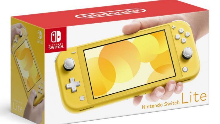 Nintendo Switch Lite 1 720x405 - Quais as diferenças entra a Nintendo Switch e a Nintendo Switch Lite