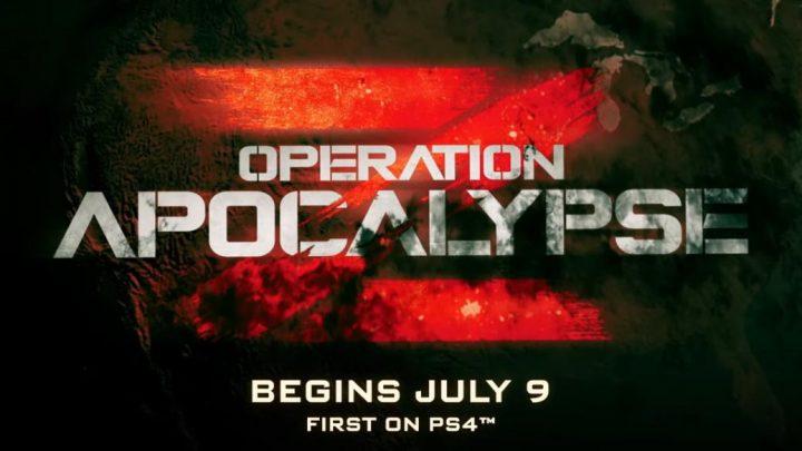 Operation Apocalypse Z 720x405 - Operation Apocalypse Z para o Black Ops 4 chegou à PlayStation 4