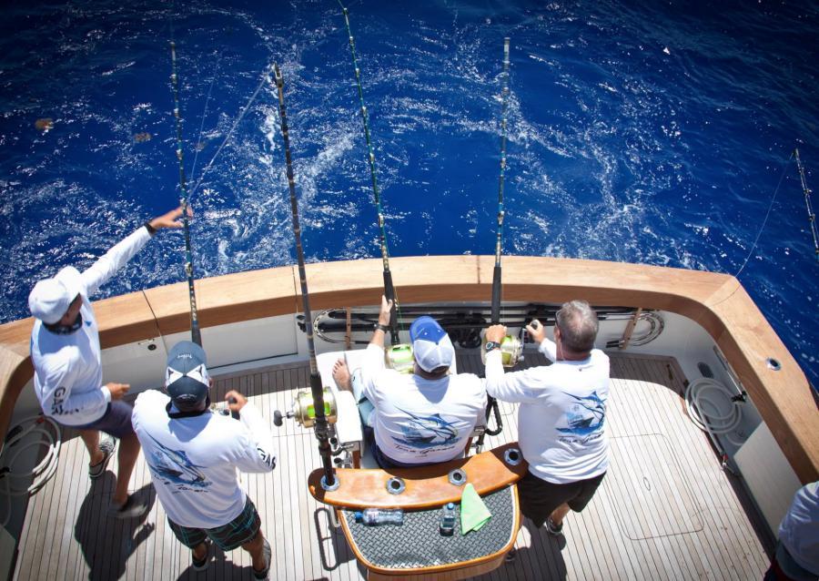 Panoptix LiveScope LVS12 2 - Máximo detalhe e uma melhor experiência de pesca com os novos transdutores da Garmin