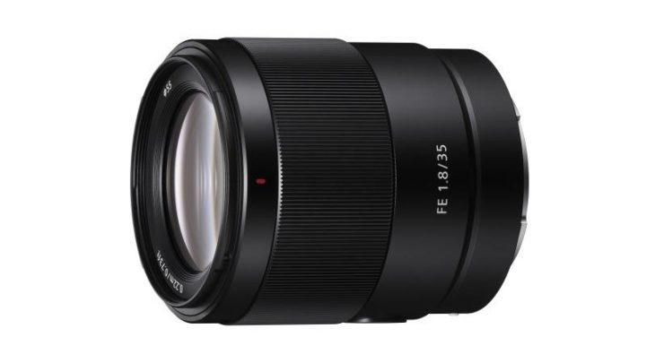 Sony SEL35F18F 2 720x405 - Sony expande a sua gama de Objetivas full-frame com a introdução da nova Objetiva de Focal Fixa de 35 mm F1.8