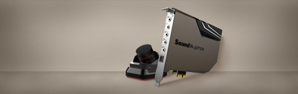 Sound Blaster AE 7 - Creative apresenta placas de som Sound Blaster AE-7 e AE-9 para audiófilos