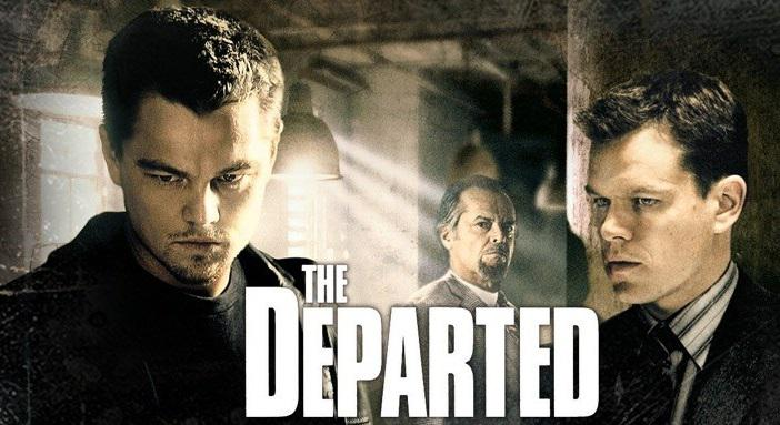 The Departed - The Departed chegou hoje à Netflix