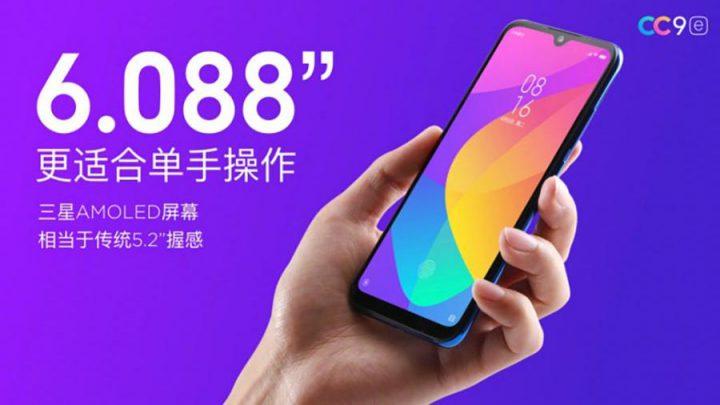 Xiaomi CC9E 720x405 - Xiaomi explica porque equipou o CC9E com Sony IMX582 e não com o IMX586