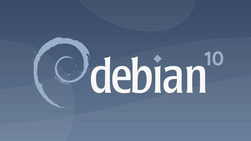Debian 10.2 10.3 10.8