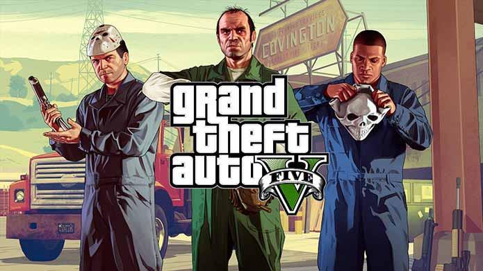 GTA V PlayStation 5 GTA 5