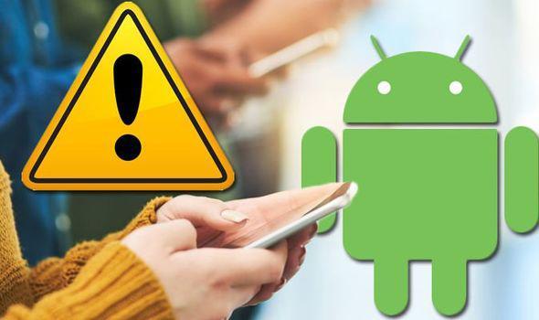 compensação Android adware