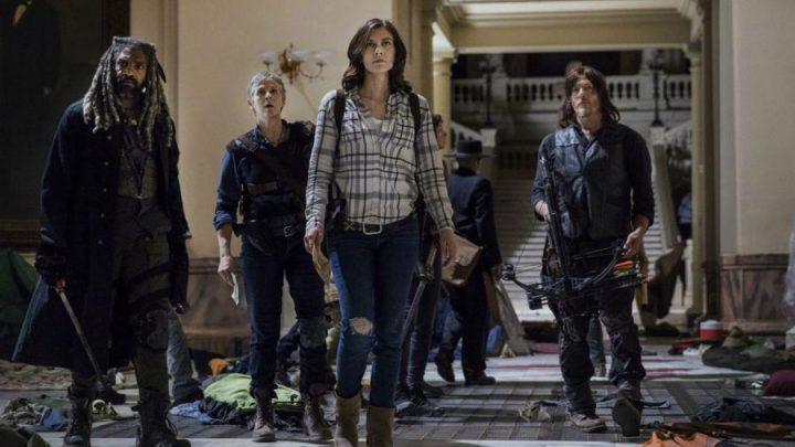 The Walking Dead temporada 11
