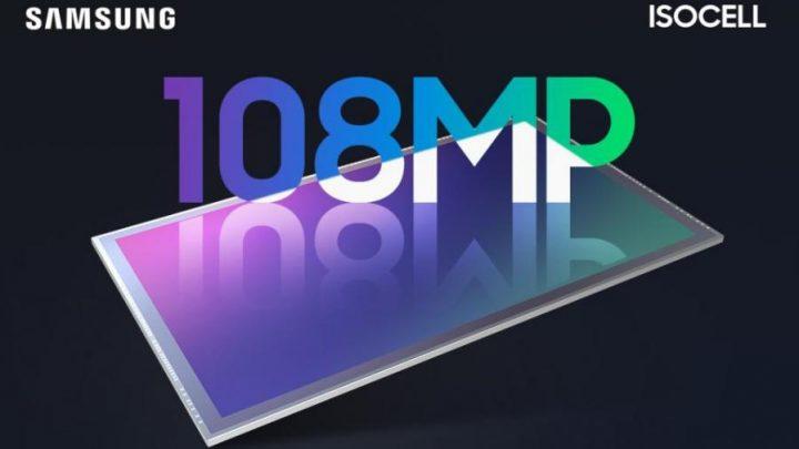 108 megapixeis