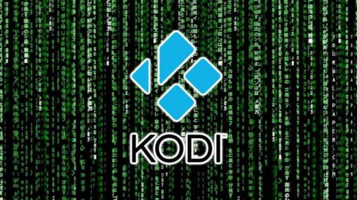 Kodi windows 19 Matrix