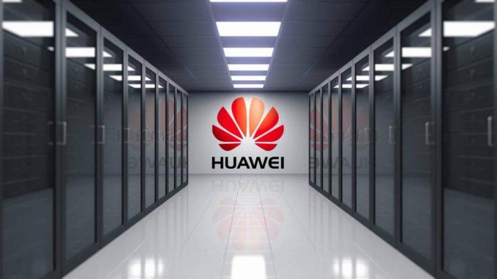 fábrica Huawei smartphones