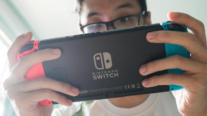 Switch ecrã Pro OLED