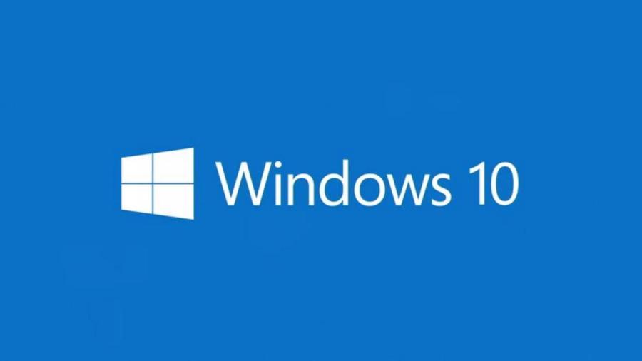 Menu iniciar Windows 10 falhas testes drivers
