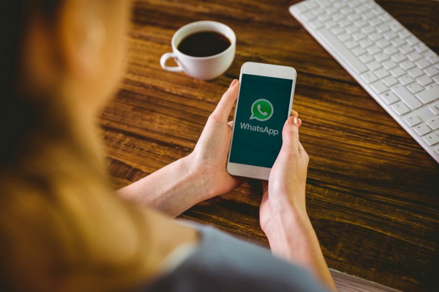 WhatsApp mensagens dados termos Android iOS
