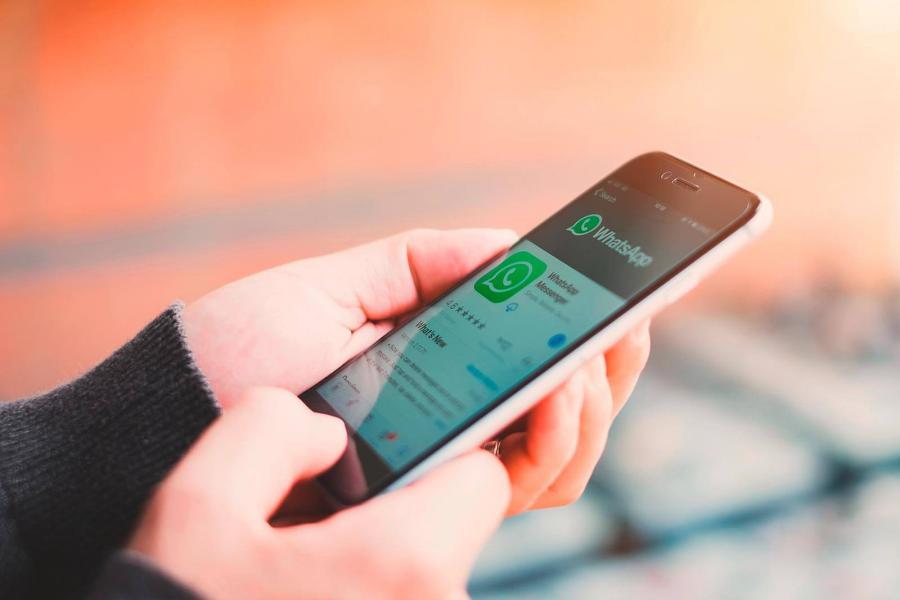 compras WhatsApp chamadas político privacidade malware