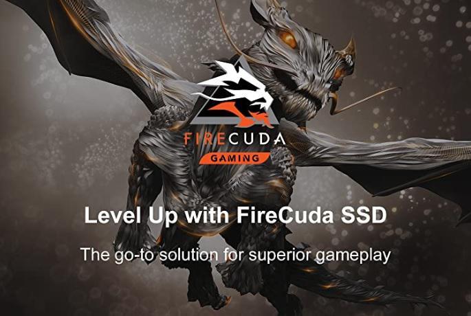 FireCuda 120