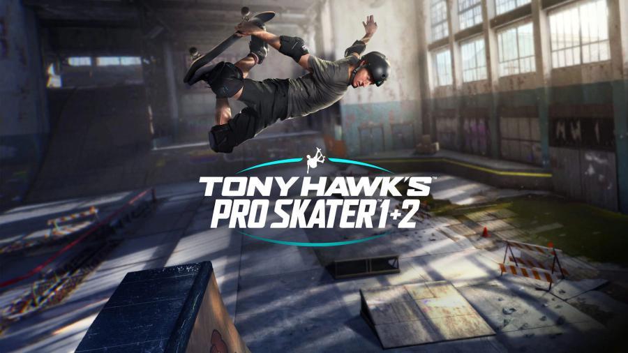 Tony Hawk Pro Skater 1 + 2 está a chegar à Switch, PS5 e Xbox Series X / S
