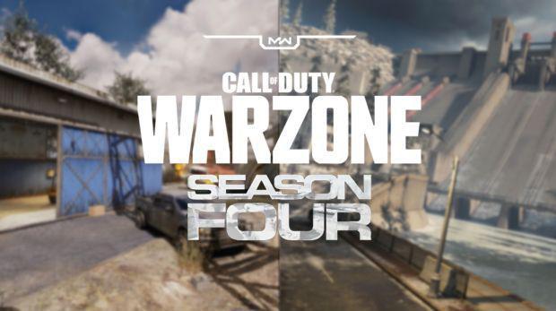 Warzone temporada 4